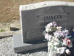 Homer M Dixon