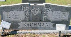 Esther Pauline <i>Lichtenberger</i> Bachman