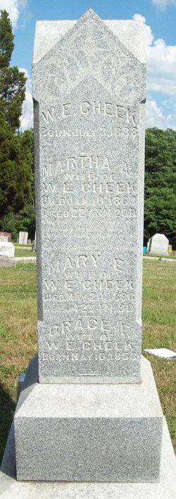 Martha Cheek