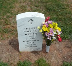 Chester William Bill Wyman