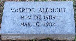 McBride Albright