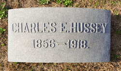 Charles Edward Hussey