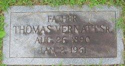 Thomas J Vernatt, Sr