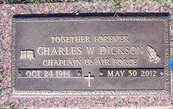 Rev Charles William Dickson