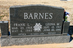 PFC Frank Leon Barnes
