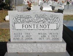 Wilda <i>Prejean</i> Fontenot