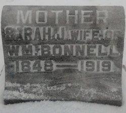 Sarah Jane <i>Walters</i> Bonnell