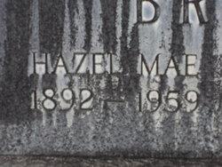 Hazel Mae <i>Buzzelle</i> Bright
