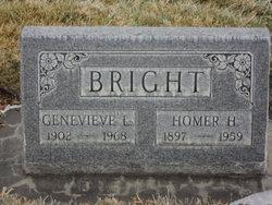 Homer H Bright