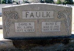 Buno <i>Elliott</i> Faulk