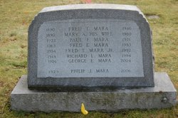 Fredrick Thomas Fred Mara, Sr
