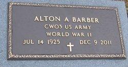 Alton A Barber