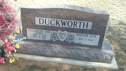 Elizabeth Ann <i>Dumas</i> Duckworth