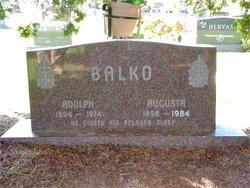 Augusta <i>Ernst</i> Balko