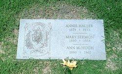 Annie Haller