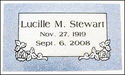 Lucille Margrete Stewart
