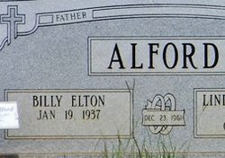 Billy Elton Alford
