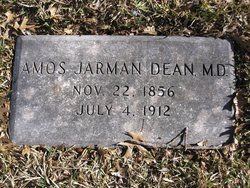 Dr Amos Jarmon Dean