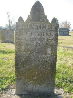 Elizabeth M. <i>Salmons</i> Clarke