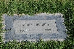 Sadie <i>Shafron</i> Advich