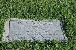 Evelyn <i>Brownstein</i> Alexander