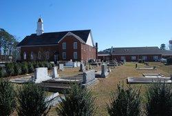 Black Jack Free Will Baptist Church Cemetery