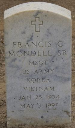 Francis C Mondell, Sr