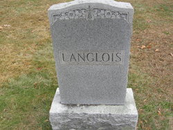 Marie Anne <i>Levesque</i> Langlois