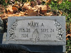 Mary A. Swofford