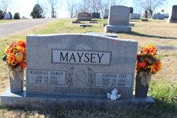 Marshall Damon Maysey