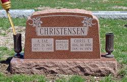 Agnes Fae <i>Stricklett</i> Christensen