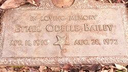 Ethel Odelle <i>Grizzard</i> Bailey