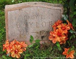 Daisy E. Baylor