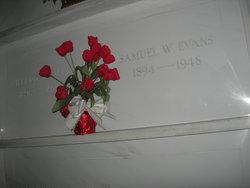 Annie Willard <i>Stubbs</i> Evans