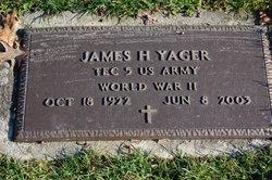 James Harold Yager