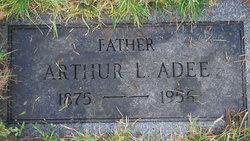 Arthur L Adee