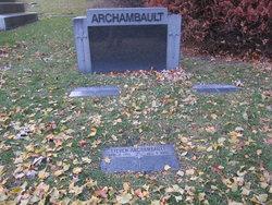 Margaret Henrietta <i>Morgan</i> Archambault