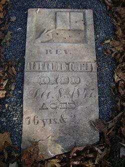Rev Alexander Conkey