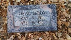 Oral LeRoy Winningham