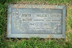 Judith L <i>Wilcox</i> Severen