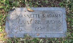 Annette Sue Adams