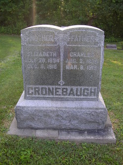 Elisabeth <i>Homrighausen</i> Cronebaugh