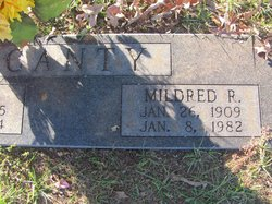 Mildred R. <i>McCawley</i> Canty