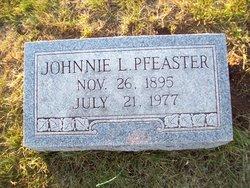 John Lurane Johnnie Pfeaster