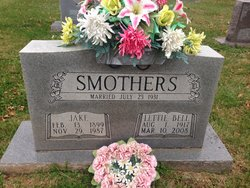 Lettie Belle <i>Gribbins</i> Smothers