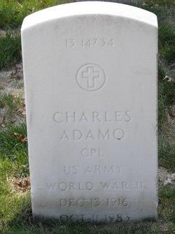Corp Charles Adamo