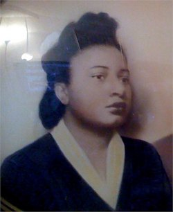 Ida Mae <i>Vann</i> Cox