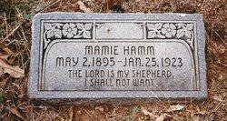 Mamie Hamm
