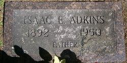 Isaac E Adkins