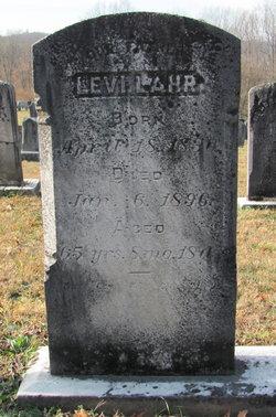 Levi Lahr